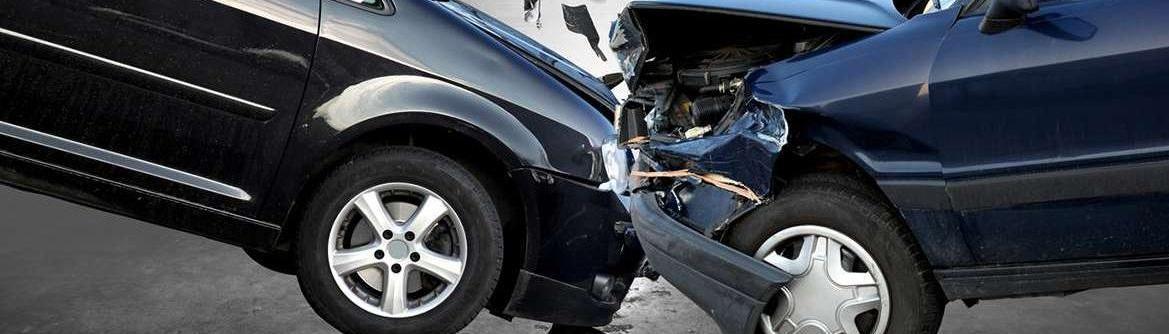 Unfallschaden mit 2 Fahrzeugen